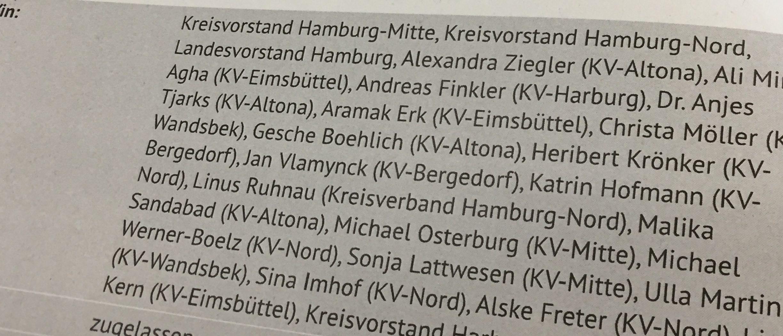 Rückblick: LMV wählt Katharina Fegebank zur Spitzenkandidatin
