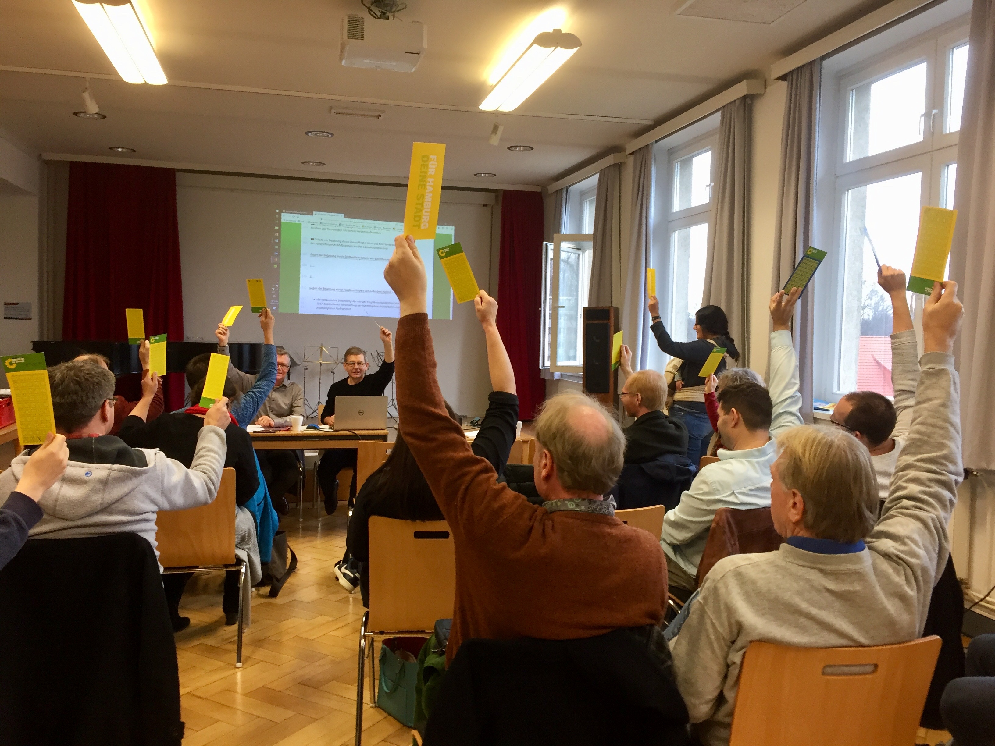 #bv2019: Das Wahlprogramm für Wandsbek ist verabschiedet!