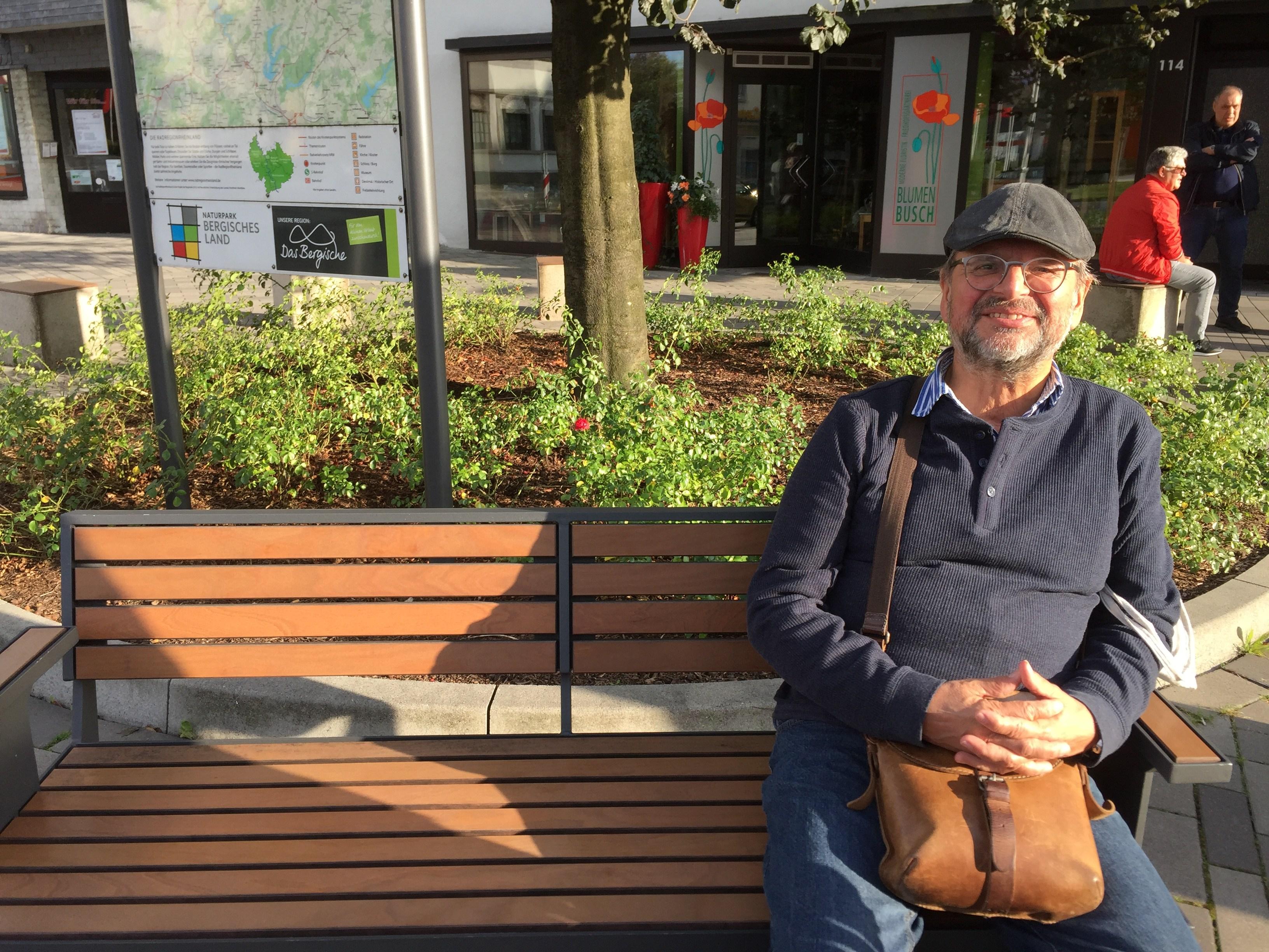 Grüner Besuch in der ersten Age-friendly City Deutschlands