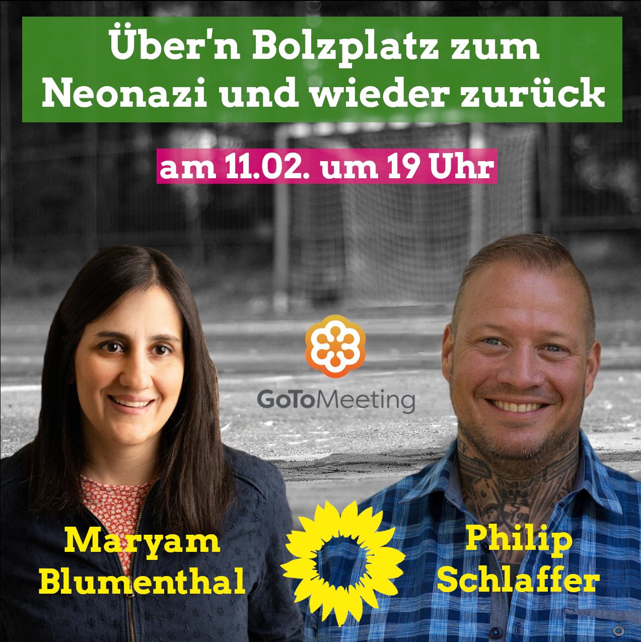 """""""Über´n Bolzplatz zum Neonazi und wieder zurück"""""""