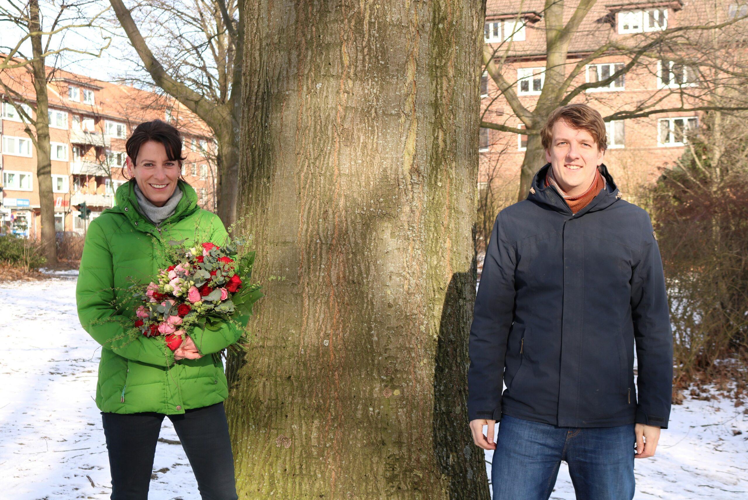 Katja Rosenbohm ist neue Kreisvorsitzende
