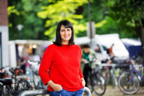 Maryam Blumenthal, Fraktionsvorsitzende (Wahlkreis Farmsen-Berne/Bramfeld-Nord)